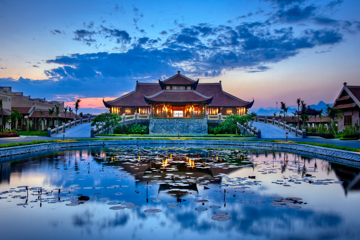 EMERALDA SPA & RESORT NINH BÌNH